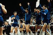 Giochi Olimpici Los Angeles 1984<br /> marzorati, magnifico, binelli