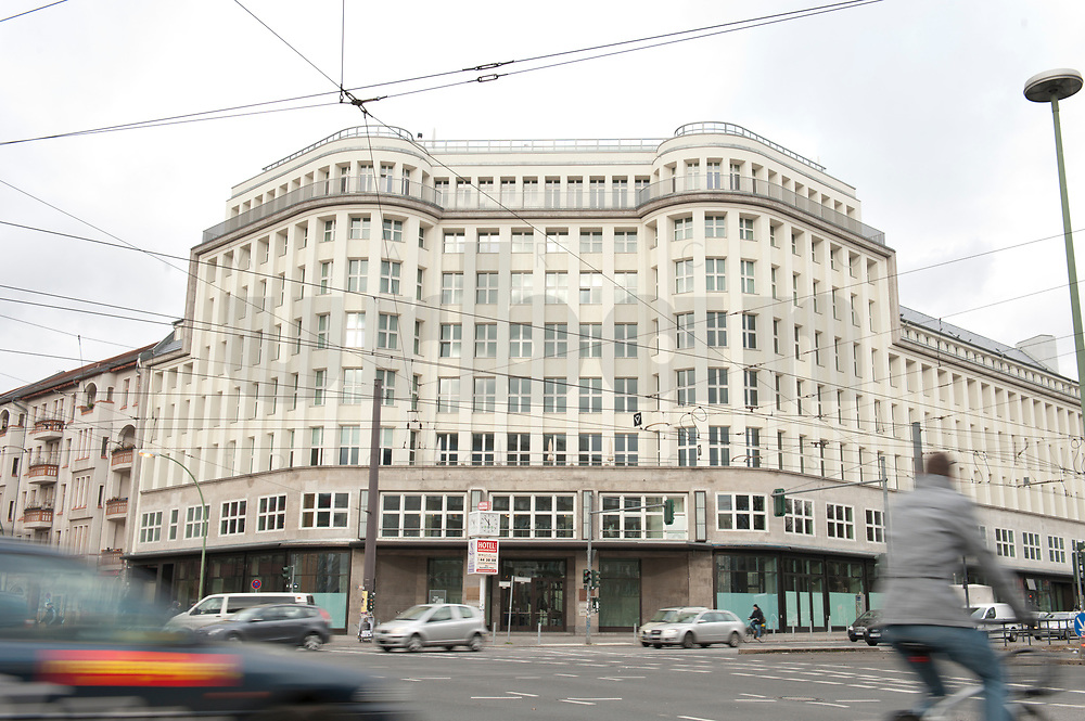 2011, BERLIN/GERMANY:<br /> Soho House Berlin, Privat Member Club, Torstrasse<br /> IMAGE: 20120104-01-059