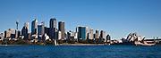 Sydney Cityscape Panoramic (12x33-inch)