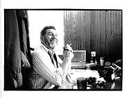 Pete Hamill© Copyright Photograph by Dafydd Jones 66 Stockwell Park Rd. London SW9 0DA Tel 020 7733 0108 www.dafjones.com