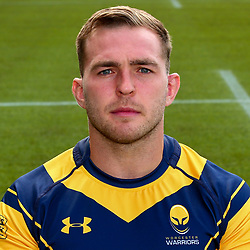 Perry Humphreys of Worcester Warriors - Mandatory by-line: Robbie Stephenson/JMP - 25/08/2017 - RUGBY - Sixways Stadium - Worcester, England - Worcester Warriors Headshots