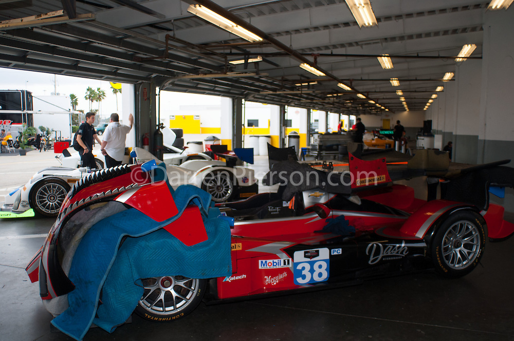 #38 Performance Tech Motorsports ORECA FLM09: Charlie Shears, Jarrett Boon, Jon Brownson, Raphael Matos