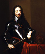 Charles I (1600-1649) king of Great Britain and Ireland from 1625,  by Sir Anthony Van Dyck