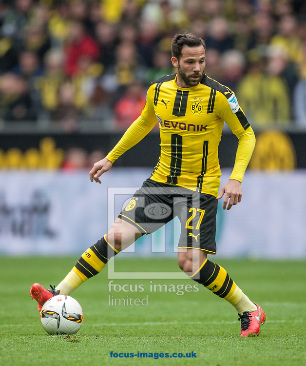 Gonzalo Castro of Borussia Dortmund and y of FC Cologne during the Bundesliga match at Signal Iduna Park, Dortmund<br /> Picture by EXPA Pictures/Focus Images Ltd 07814482222<br /> 14/05/2016<br /> ***UK &amp; IRELAND ONLY***<br /> EXPA-EIB-160515-0069.jpg