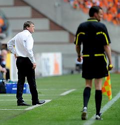05-06-2010 VOETBAL: NEDERLAND - HONGARIJE: AMSTERDAM<br /> Nederland wint met 6-1 van Hongarije / Erwin Koeman<br /> ©2010-WWW.FOTOHOOGENDOORN.NL