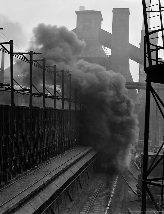 Stahlwerke Hösch, Dortmund, 1928