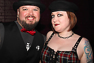 Here's some of what we saw during the Black Hearts Ball at Club Aquarius in downtown Dayton, Friday, February 10, 2012.