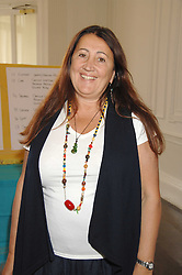 LYNNE FRANKS at a lunch in aid of African Solutions To African Problems held at Il Bottaccio, 9 Grosvenor Place, London on 20th May 2008.<br /><br />NON EXCLUSIVE - WORLD RIGHTS