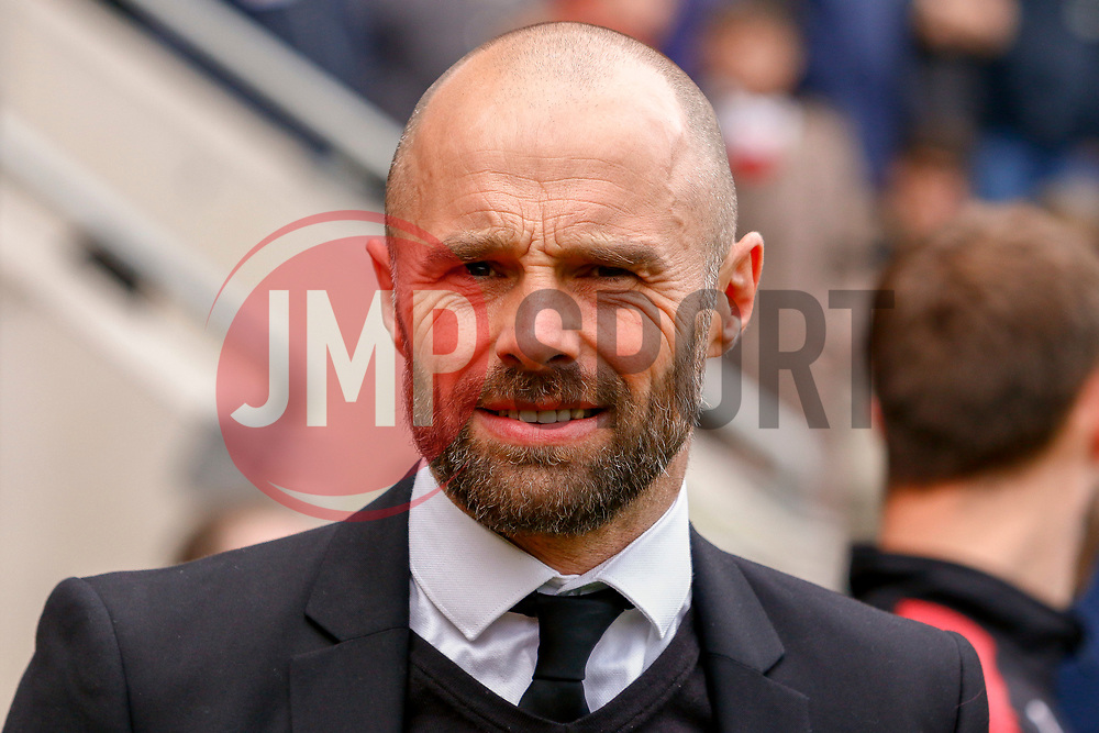 Rotherham United manager Paul Warne - Mandatory by-line: Ryan Crockett/JMP - 07/04/2018 - FOOTBALL - Aesseal New York Stadium - Rotherham, England - Rotherham United v Fleetwood Town - Sky Bet League One