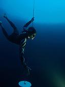 William Trubridge 102m Deep Dive Record