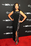 8 February -Washington, D.C:  Angelicka Glasper attends the BET Honors 2014 Red Carpet held at the Warner Theater on February 8, 2014 in Washington, D.C.  (Terrence Jennings)