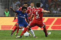 Bayern Munic v Chelsea - 25 July 2017