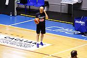 Giordano Consolini<br /> Raduno Nazionale Maschile Senior<br /> Allenamento pomeriggio<br /> Cagliari, 02/08/2017<br /> Foto Ciamillo-Castoria/ M. Brondi