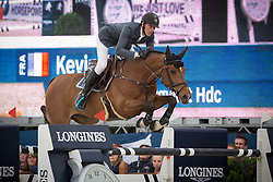 Staut Kevin (FRA) - For Joy van't Zorgvliet HDC<br /> Longines Global Champions Tour of Antwerpen 2014<br /> © Dirk Caremans
