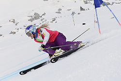 19.10.2013, Rettenbach Ferner, Soelden, AUT, FIS Ski Alpin, Training US Ski Team, im Bild Lindsey Vonn Rettenbach Glacier on 19 October, 2013, Soelden Austria, // Lindsey Vonn Rettenbach Glacier on 19 October, 2013, Soelden Austria, during the US Ski Team pre season training session on the Rettenbach Ferner in Soelden, Austria on 2013/10/19. EXPA Pictures © 2013, PhotoCredit: EXPA/ Mitchell Gunn<br /> <br /> *****ATTENTION - OUT of GBR*****
