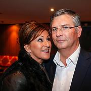 NLD/Ridderkerk/20121120 - Lancering Helden magazine nr.16, Martin van Geel en partner Annet