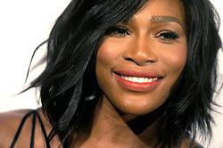 Serena Williams attends the Sports Illustrated Sportsperson of the Year Awards celebration honoring Serena Williams at Pier Sixty at Chelsea Piers in New York City, NY, USA, on December 15, 2015. Photo by Dennis Van Tine/ABACAPRESS.COM    527629_012 Los Angeles Etats-Unis United States