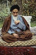 1988 Ayatollah Khomeyni in Neauphles