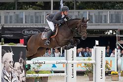 Meyer zu Hartum Florian, GER, Semeli<br /> FEI World Breeding Jumping Championships for Young horses - Lanaken 2016<br /> © Hippo Foto - Dirk Caremans<br /> 18/09/16