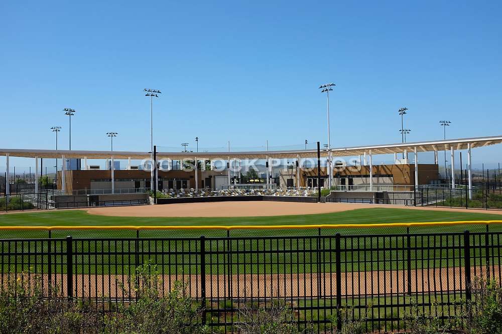 The Great Park Softball Stadium and Facility