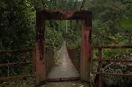 Bridge over Pacuare, Costa Rica