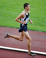 Friidrett , 25. august 2007 , Ungdomsmesterskapet, UM , <br /> Iver Ludvig Hassel , Runar