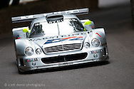 Goodwood Festival of Speed 2012 - Mercedes Benz CLK GTR
