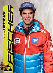08.10.2016, Olympia Eisstadion, Innsbruck, AUT, OeSV Einkleidung Winterkollektion, Portraits 2016, im Bild Elias Tollinger, Skisprung, Herren // during the Outfitting of the Ski Austria Winter Collection and official Portrait Photoshooting at the Olympia Eisstadion in Innsbruck, Austria on 2016/10/08. EXPA Pictures © 2016, PhotoCredit: EXPA/ JFK