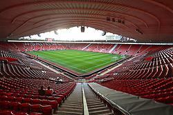 SOUTHAMPTON, ENGLAND - Saturday, November 19, 2016: A general view of Southampton's Stadium of Light before the FA Premier League match between Southampton and Everton. (Pic by David Rawcliffe/Propaganda)