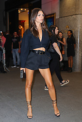 September 6, 2019, New York, New York, United States: September 5, 2019 New York City..Emily Ratajkowski attending The Daily Front Row Fashion Media Awards on September 5, 2019 in New York City  (Credit Image: © Jo Robins/Ace Pictures via ZUMA Press)