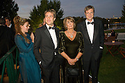 KATE GOLDSMITH; BEN GOLDSMITH; LADY ANNABEL GOLDSMITH; ZAC GOLDSMITH, Royal Parks Foundation Summer party. Gala evening, sponsored by Candy & Candy on behalf of One Hyde Park. Hyde Park. London. 10 September 2008 *** Local Caption *** -DO NOT ARCHIVE-© Copyright Photograph by Dafydd Jones. 248 Clapham Rd. London SW9 0PZ. Tel 0207 820 0771. www.dafjones.com.