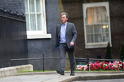 © Licensed to London News Pictures . 05/07/2016 . London , UK . OLIVER LETWIN arrives . Conservative Party cabinet meeting on Downing Street , London . Photo credit: Joel Goodman/LNP