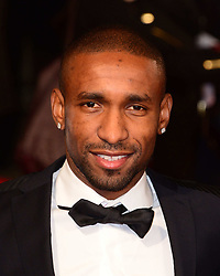Jermain Defoe attends The Royal Film Performance of Mandela Loing Walk To Freedom Film Premiere at Odeon Leicester Square, London, United Kingdom. Thursday, 5th December 2013. Picture by Nils Jorgensen / i-Images
