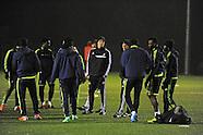 190214 Swansea city FC training