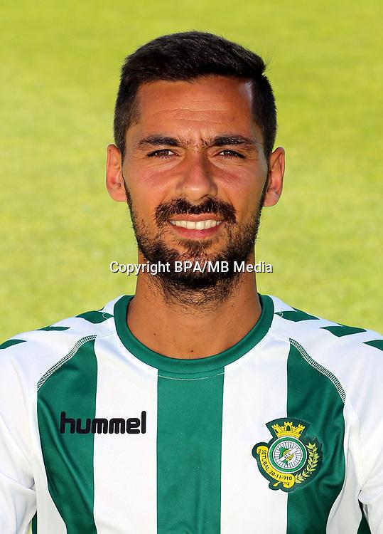 "Portugal - Primera Liga NOS 2017-2018 / <br />( Vitoria Setubal F.C. ) - <br />Nuno Miguel Sousa Pinto "" Nuno Pinto """
