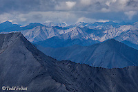 What a fantastically moody and dramatic capture of the endless mountains of the Yukon's Peel Watershed! Todd Felkai, our conservation expedition team member, captured this stunning image during our unforgettable flight over the Yukon's Peel Watershed!