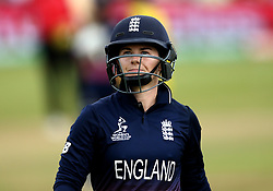 Tammy Beaumont of England Women - Mandatory by-line: Robbie Stephenson/JMP - 09/07/2017 - CRICKET - Bristol County Ground - Bristol, United Kingdom - England v Australia - ICC Women's World Cup match 19