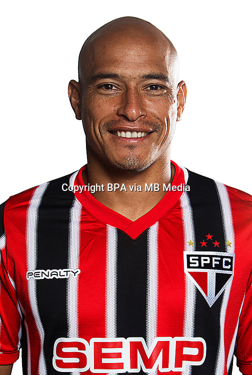 Brazilian Football League Serie A /<br /> ( Sao Paulo Football Clube ) -<br /> Clemente Juan Rodriguez