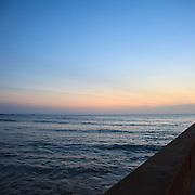 Today's winter Sunrise  at Narragansett Town Beach, Narragansett, RI,  December 21, 2013. #beach #sunrise #rhodeisland