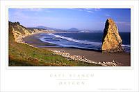 Cape Blanco Oregon Poster #6303