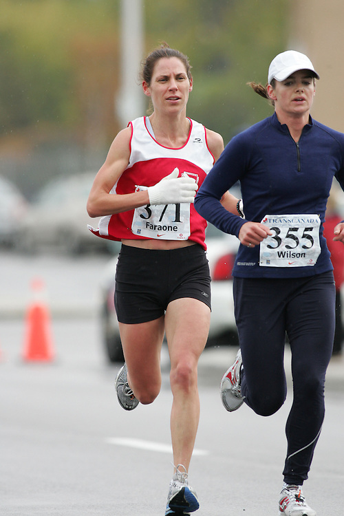 (13/10/2007--Ottawa) TransCanada 10K Canadian Championship run by Athletics Canada. The athlete in action is \