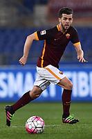 Miralem Pjanic Roma <br /> Roma 04-03-2016 Stadio Olimpico, Football Calcio Serie A 2015/2016 AS Roma - Fiorentina.  Foto Andrea Staccioli / Insidefoto