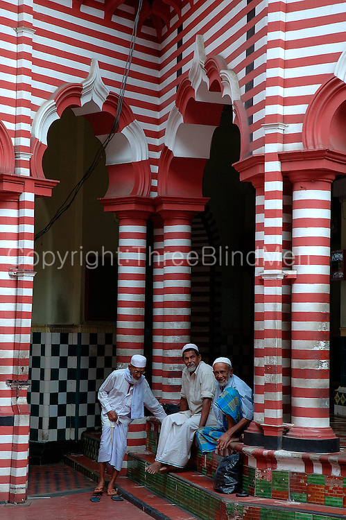 Mosque in Pettah, Colombo.