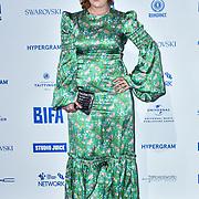 Emma Jane Unsworth attends the 22nd British Independent Film Awards at Old Billingsgate on December 01, 2019 in London, England.