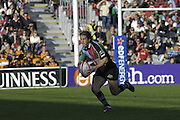 EDF Energy Cup, Quins, Andy GOMARSALL, during the NEC Harlequins vs Sale Sharks match at the Stoop Stadium, Twickenham. 07/10/2006 . [Photo, Peter Spurrier/Intersport-images]..