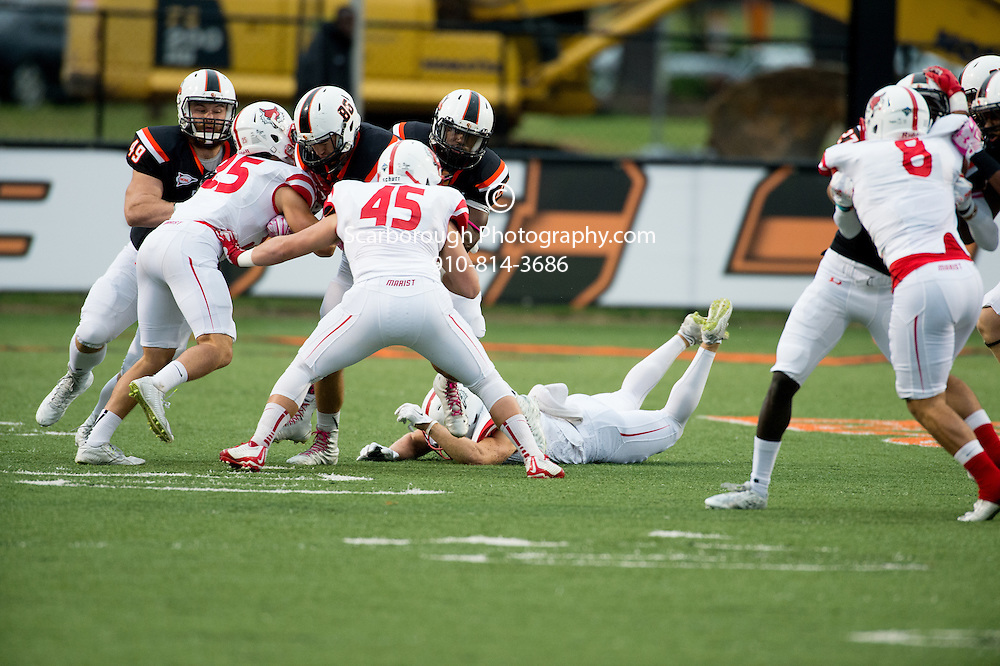 2015 Campbell University Football vs Marist