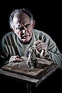 The sculptor