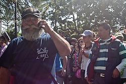 L'arrivo di Stanislao Beltran a Los Reyes. Beltran è il leader massimo dell'autodifesa.