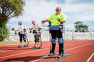 Janet Tuck paraplegic mini-triathlon