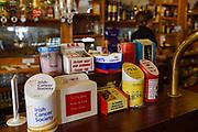 Achill Sound pub. Achill island is the biggest of the small Irish islands.